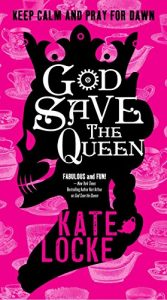 God Save the Queen New Cover
