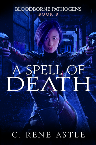 A Spell of Death Cover